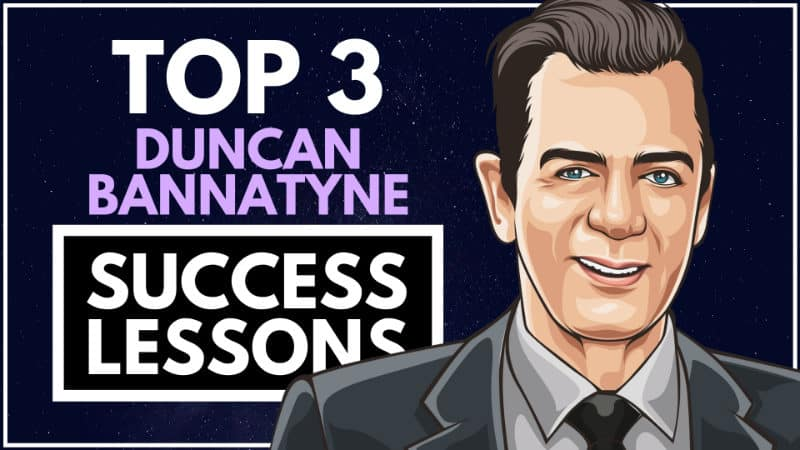 Duncan Bannatyne Success Lessons
