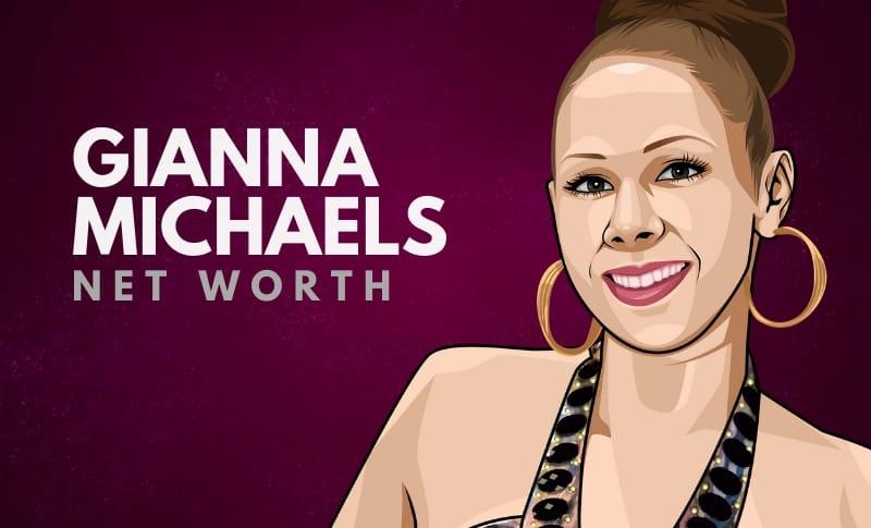 Gianna Michaels' Net Worth