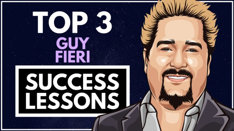 Guy Fieri Success Lessons