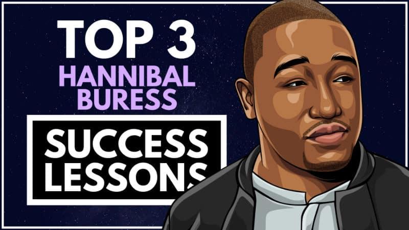 Hannibal Buress Success Lessons