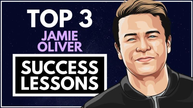 Jamie Oliver Success Lessons