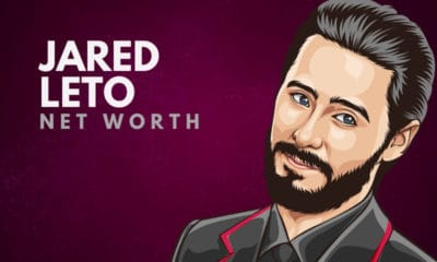 Jared Leto's Net Worth
