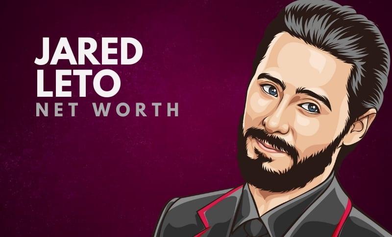 Jared Leto's Net Worth