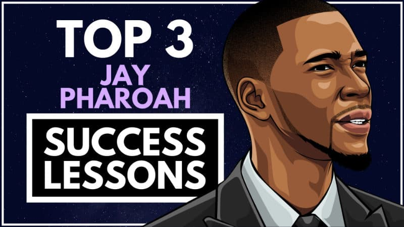 Jay Pharoah Success Lessons