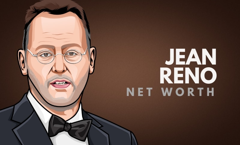 Jean Reno Net Worth
