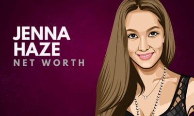 Jenna Haze's Net Worth