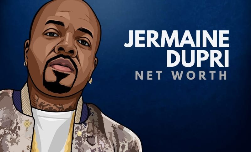 Jermaine Dupri's Net Worth