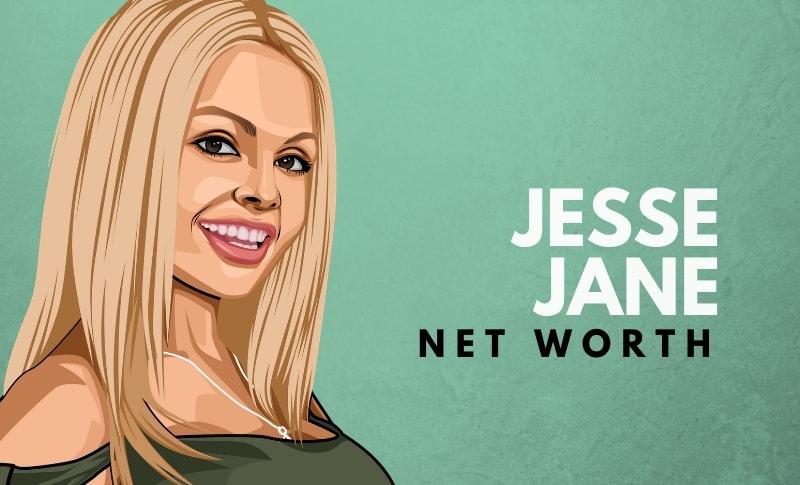 Jesse Jane's Net Worth