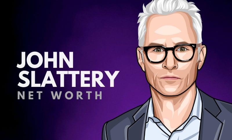 John Slattery's Net Worth