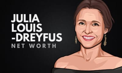 Julia Louis-Dreyfus' Net Worth