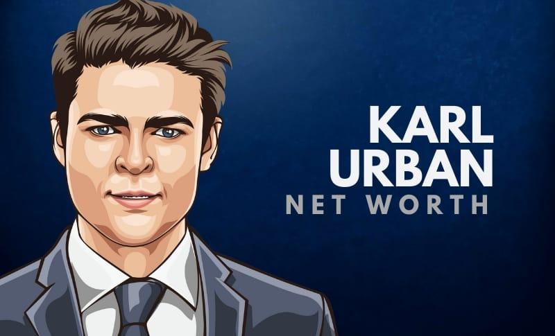 Karl Urban's Net Worth