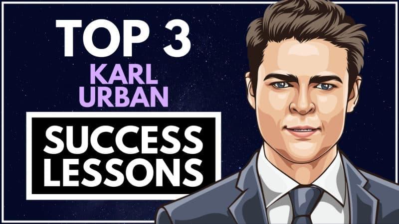 Karl Urban Success Lessons