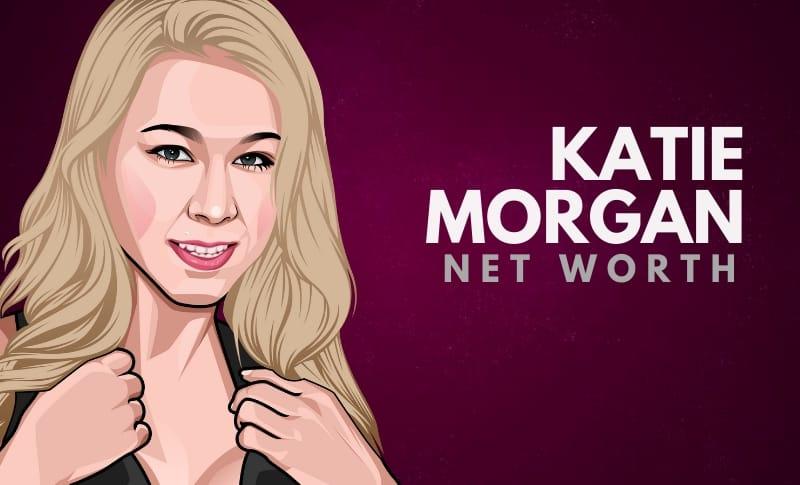 Katie Morgan's Net Worth
