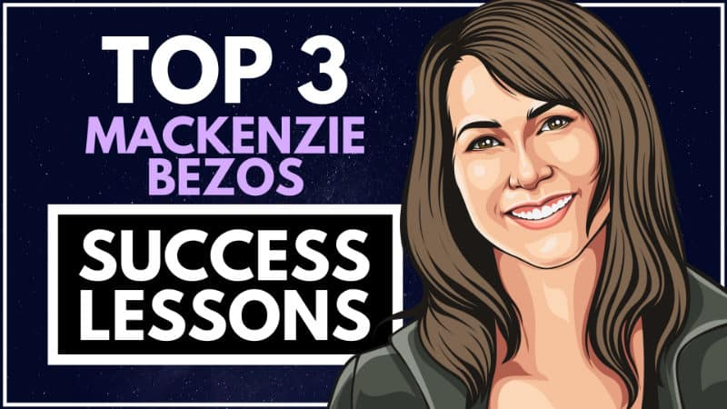 Mackenzie Bezos Success Lessons