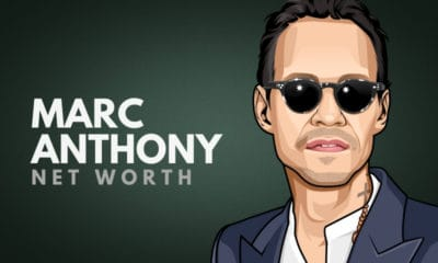 Marc Anthony's Net Worth