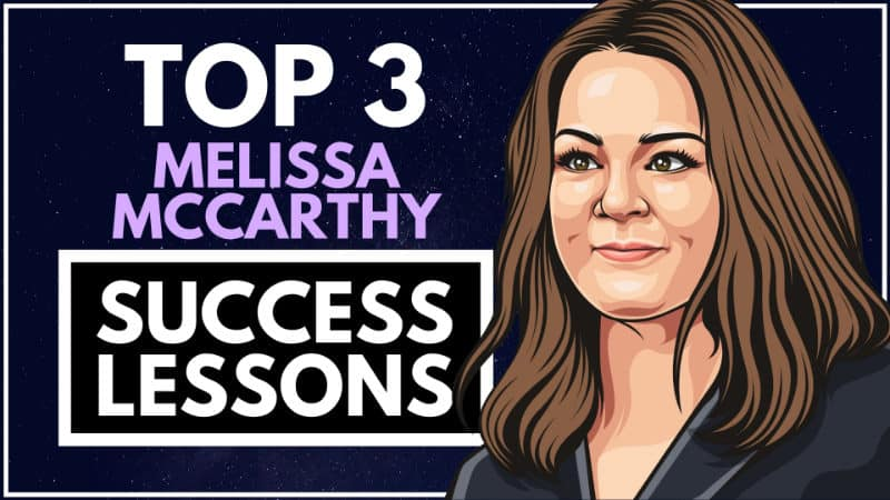 Melissa Mccarthy Success Lessons