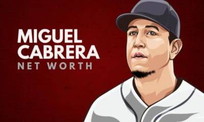 Miguel Cabrera's Net Worth
