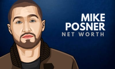 Mike Posner's Net Worth