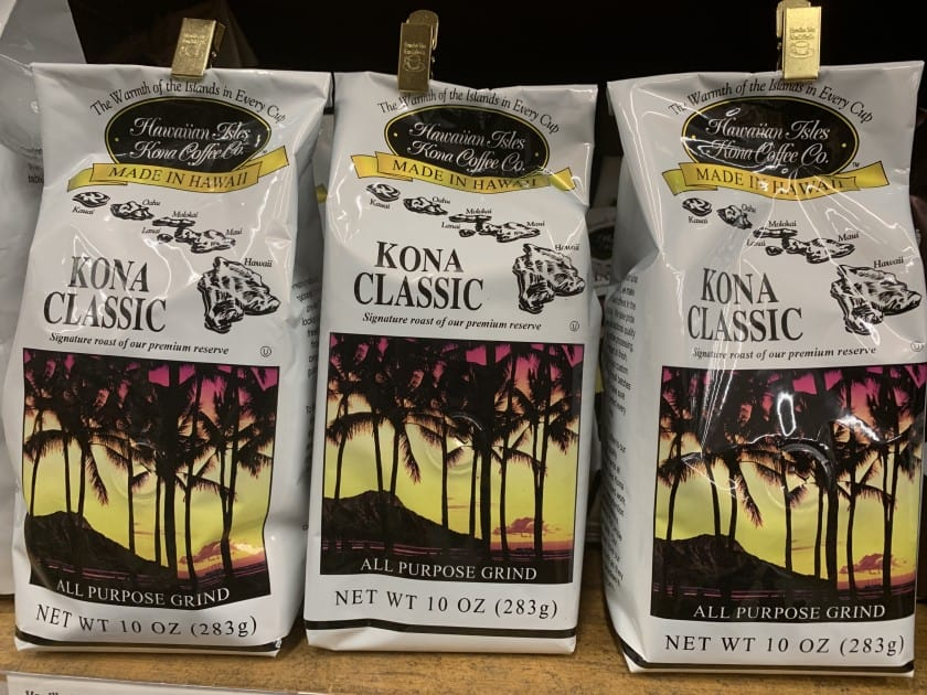 Most Expensive Coffees - Hawaiin Kona