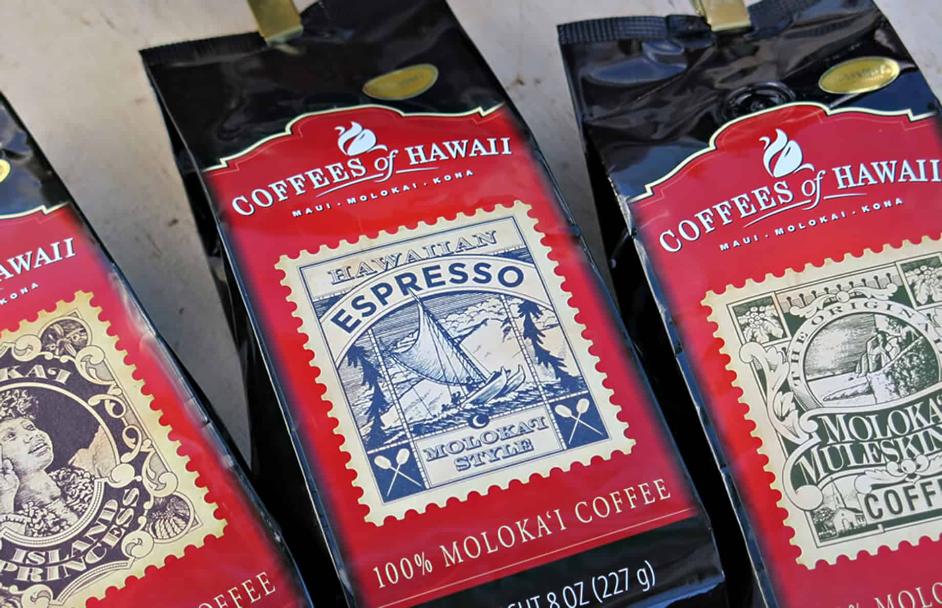 Most Expensive Coffees - Molokai