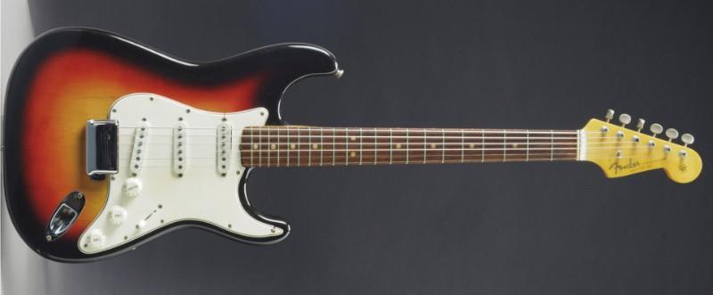 Most Expensive Guitars - Bob Dylan's Newport Folk Festival 1964 Fender Stratocaster