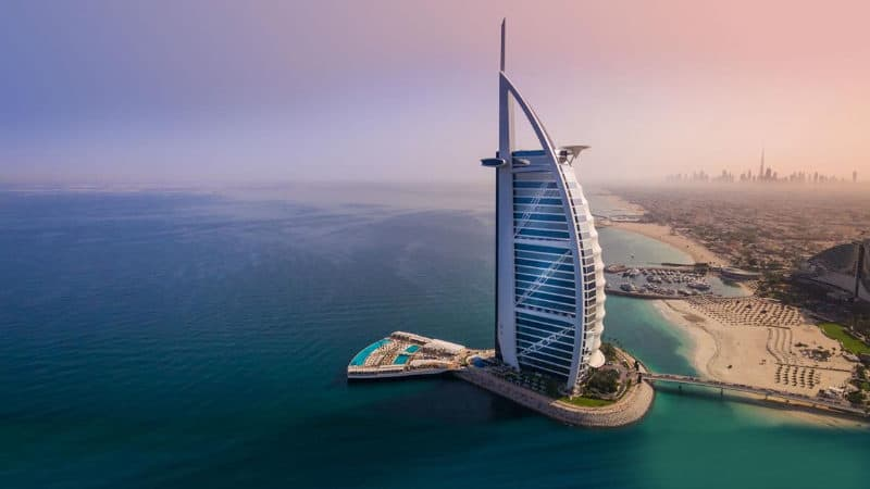 Most Expensive Hotels - Burj Al-Arab