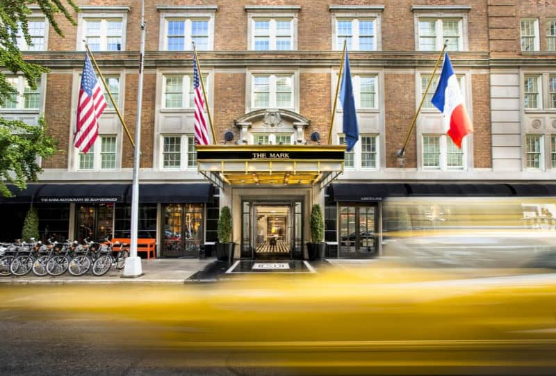 Most Expensive Hotels - The Mark Hotel