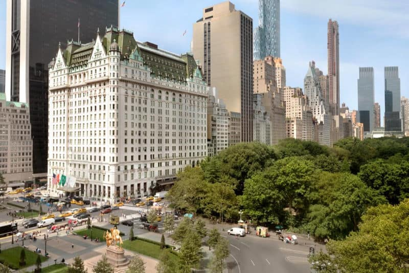 Most Expensive Hotels - The Plaza