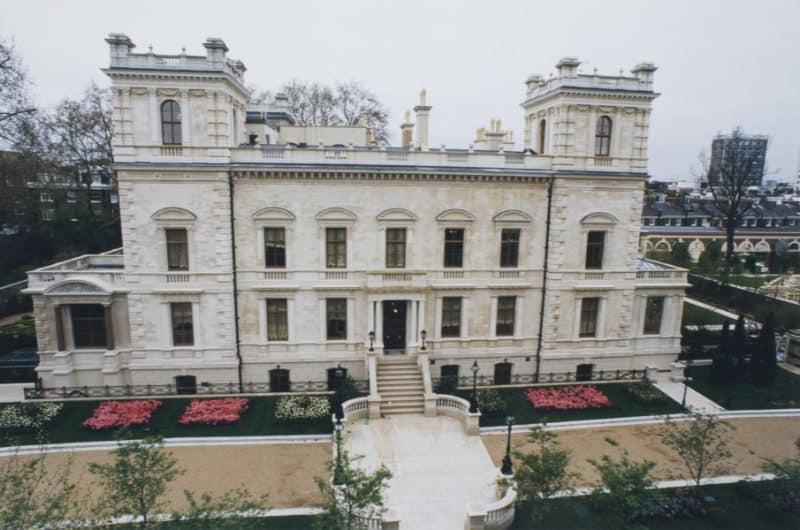 Most Expensive Houses - 18-19 Kensington Gardens