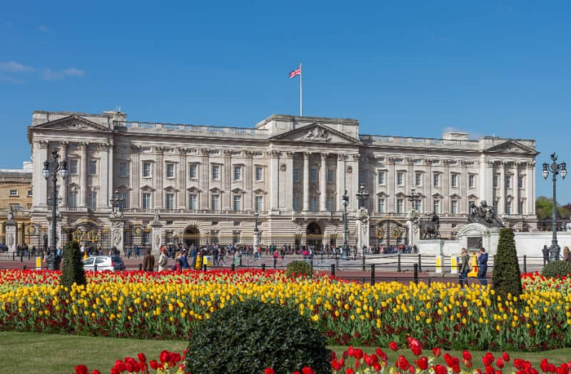 Most Expensive Houses - Buckingham Palace