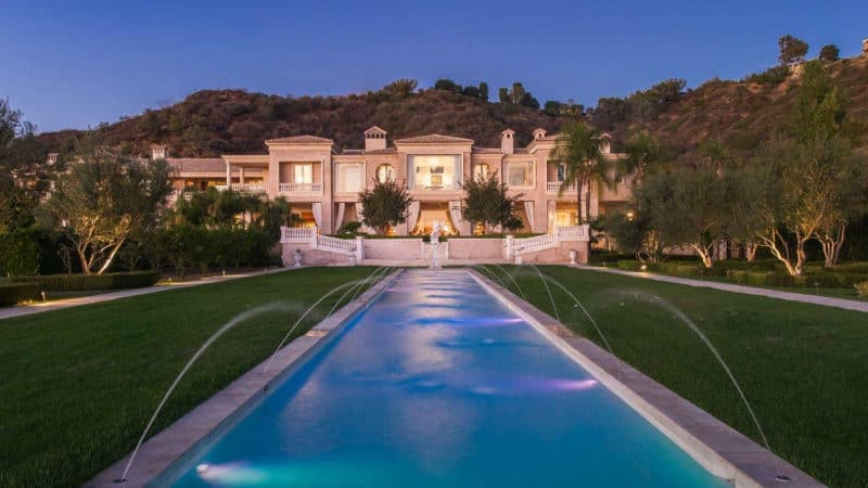 Most Expensive Houses - Palazzo di Amore