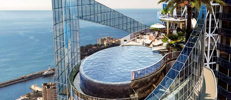 Most Expensive Houses - The Odeon Tower Penthouse