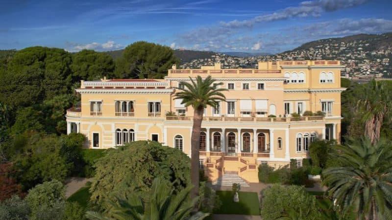 Most Expensive Houses - Villa Les Cèdres