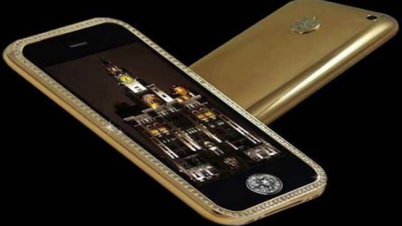 Most Expensive Phones Goldstriker iPhone 3GS Supreme 800x450 - The 10 Most Expensive Phones in the World