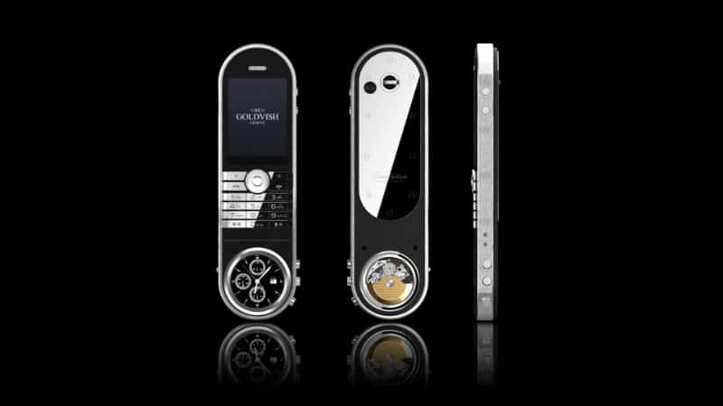 Most Expensive Phones Goldvish Revolution 800x450 - The 10 Most Expensive Phones in the World