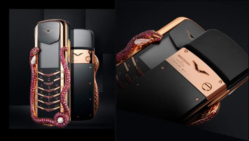 Most Expensive Phones - Virtue Signature Cobra