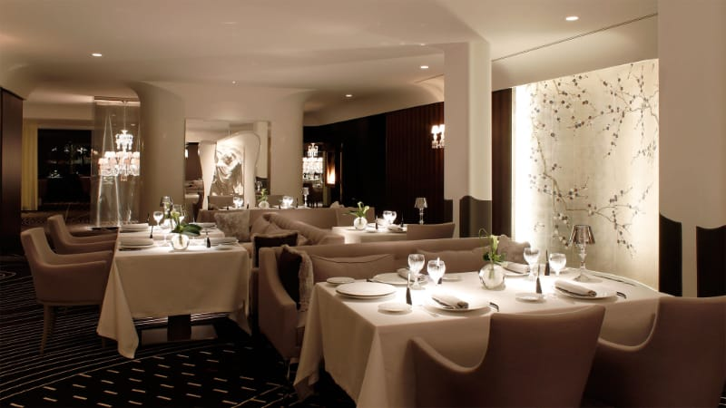 Most Expensive Restaurants - Maison Pic Valence - Paris, France