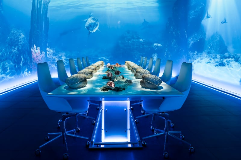 Most Expensive Restaurants - Sublimotion - Ibiza, Spain