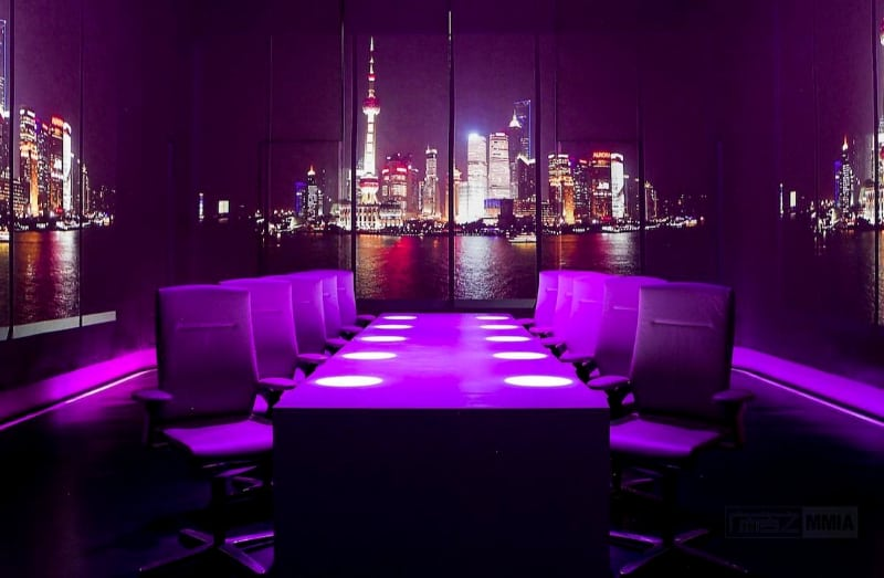 Most Expensive Restaurants - Ultraviolet - Shanghai, China