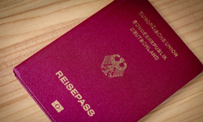 Most Powerful Passports - Germany