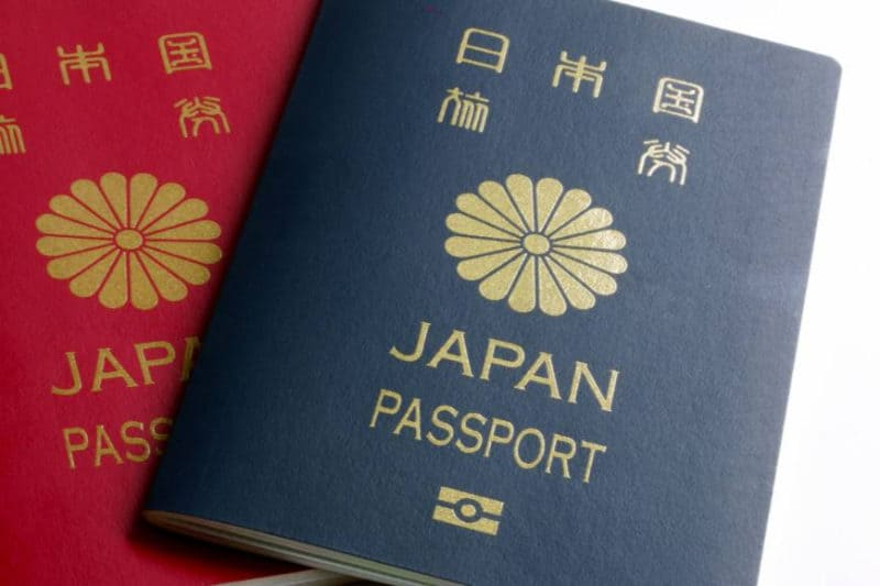 Most Powerful Passports - Japan