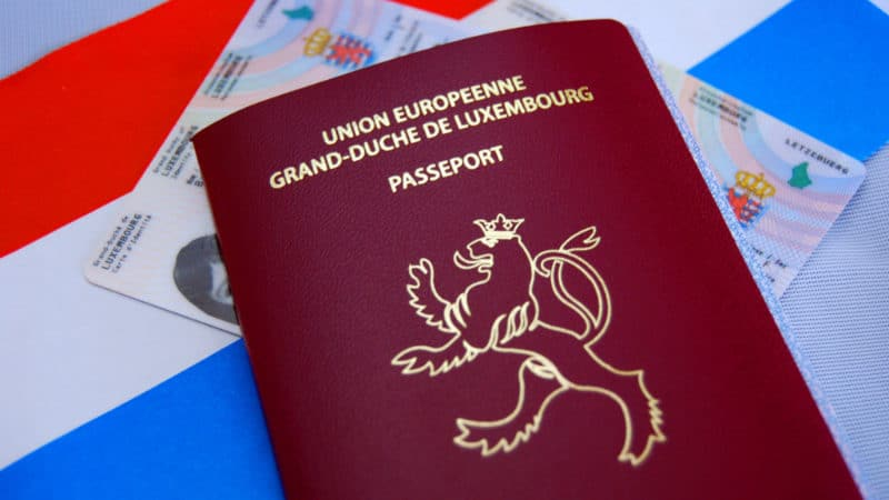 Most Powerful Passports - Luxembourg