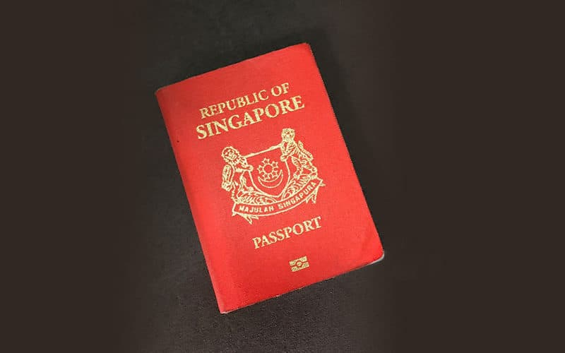 Most Powerful Passports - Singapore