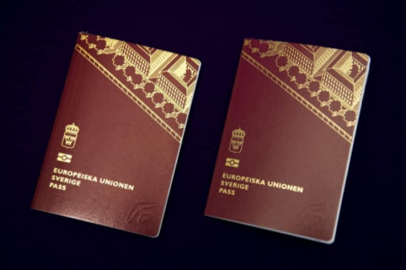 Most Powerful Passports - Sweden