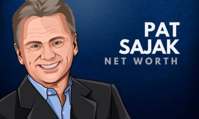 Pat Sajak's Net Worth