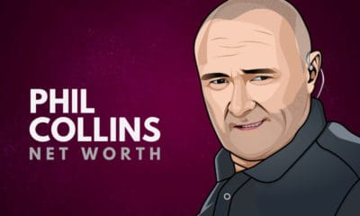 Phil Collins' Net Worth