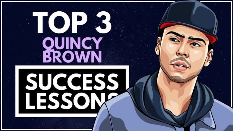 Quincy Brown Success Lessons