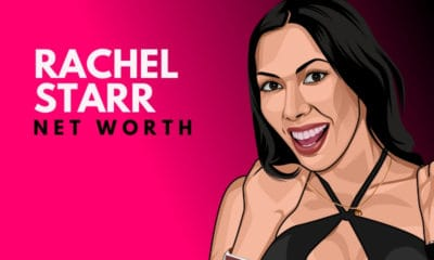 Rachel Starr's Net Worth