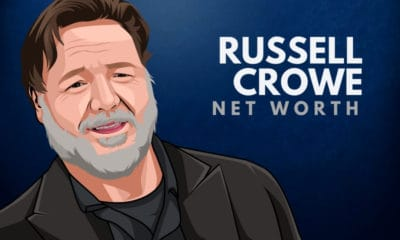 Russell Crowe's Net Worth