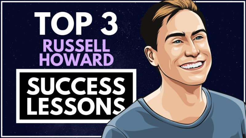 Russell Howard Success Lessons